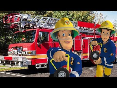 Пожарный шеф мультфильм