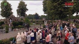 Spotkanie Rodziny Radia Maryja w sanktuarium MB Bolesnej w Świętej Wodzie