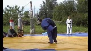 Рукопашный бой: джиу - джитсу