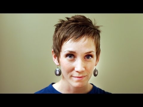 Pixie Short Haircut Tutorial For Women