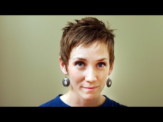 Pixie Haircut Tutorial Short Hairstyles For Women How To Cut