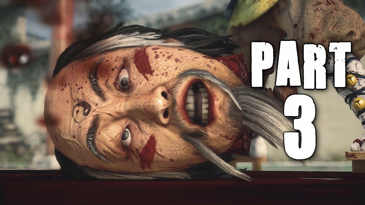 Dead Rising 3 Gameplay Walkthrough Part 3 Zhi Psychopath Boss XBOX ONE YouTube