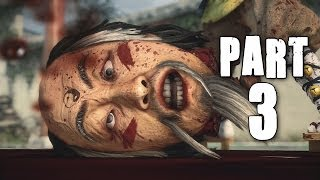 Dead Rising 3 Gameplay Walkthrough Part 3 - Zhi Psychopath Boss (XBOX ONE)