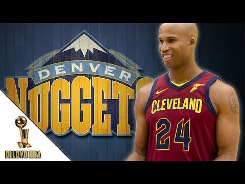 Richard Jefferson Signs With Denver Nuggets!!! | NBA News