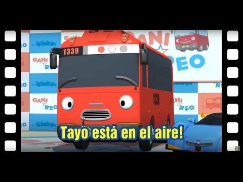 📽Tayo está en el aire! l Teatro de Tayo #10 l Tayo el pequeño Autobús Español