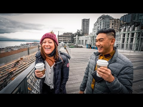 FIRST IMPRESSIONS OF SEATTLE (with a local)