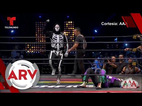 muere-la-parka,-ícono-de-la-lucha-libre-mexicana-|-al-rojo-vivo-|-telemundo