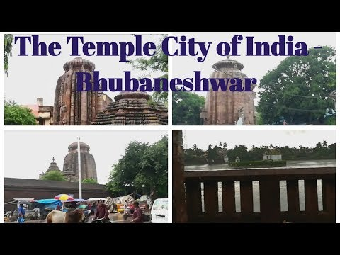The Temple City of India | Bhubaneswar | Motovlog | Old Town Tour