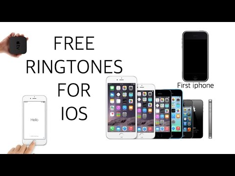 how to set ringtone on iphone 4 without computer