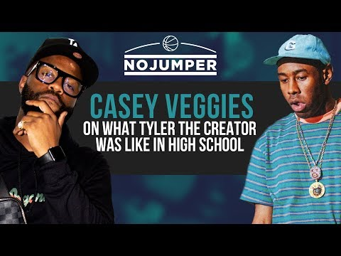 0a9f1a52 Casey Veggies on what Tyler The Creator was like in High School