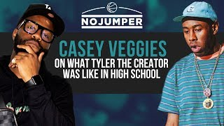 Casey Veggies on what Tyler The Creator was like in High School