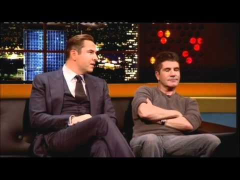 Simon Cowell & David Walliams On The Jonathan Ross Show 24.3.2012