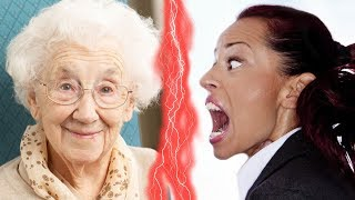 r/Maliciouscompliance Nice Old Lady VS Angry Karen