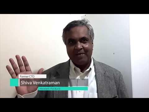 Shiva Venkatraman, Former CTO of Hewlett-Packard Reviews on MAD Gaze
