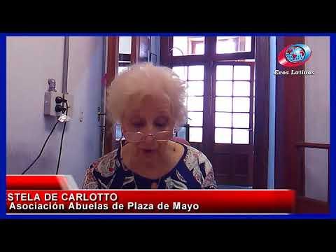 Argentina: Abuelas de Plaza de Mayo en contra del indulto a Fujimori
