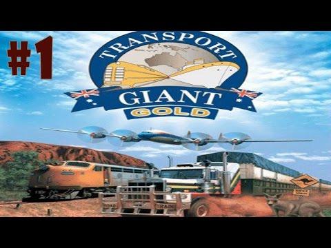Transport Giant - Walkthrough - Part 1 - USA: The Wild West (PC HD)