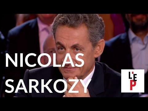 L'Emission politique avec Nicolas Sarkozy le 15 septembre 2016