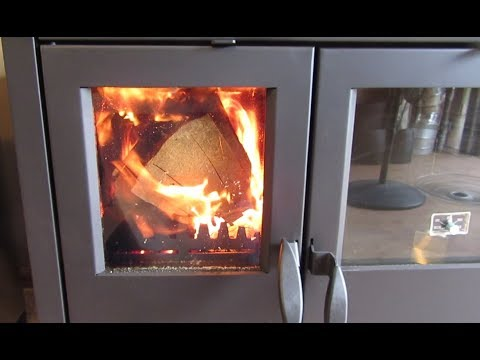 Obadiah's: North Wood Cookstove - The First Burn