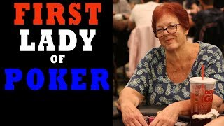 First Lady of Poker Plans to Donate PSPC Winnings