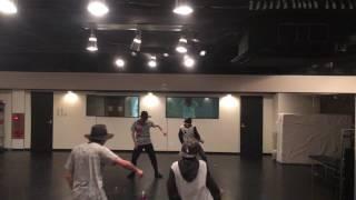 横浜関内 スタジオMSG 2016.07.22 poppinクラス 代行HIBIKI レッスン.