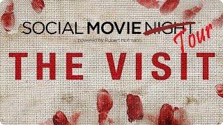 THE VISIT - So war die Social Movie Tour