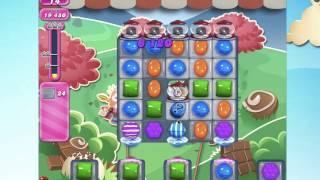 Candy Crush Saga Level 2074  BEAT IN 8 MOVES   No Booster