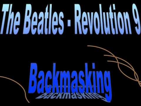 The Beatles - Revolution 9 ( backmasking)