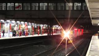 37884 with 56301/56098 dit 0z07 Carlisle Wapping Sidings - Leicester L.I.P 2nd February 2016