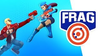 FRAG Pro Shooter - First Thoughts Gameplay