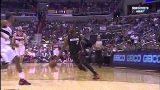 April 14, 2014 - Sunsports - Game 81 Miami Heat @ Washington Wizards - Loss (54-27)(Heat Live)