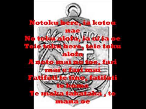 No Toku here Musique polynesienne