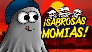 ¡SABROSAS MOMIAS! - Tasty Planet | iTownGamePlay