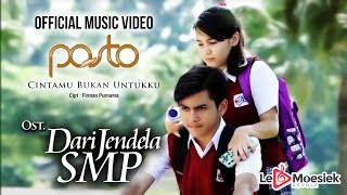 Download lagu Pasto - Cintamu Bukan Untukku  (Official Musik Video)