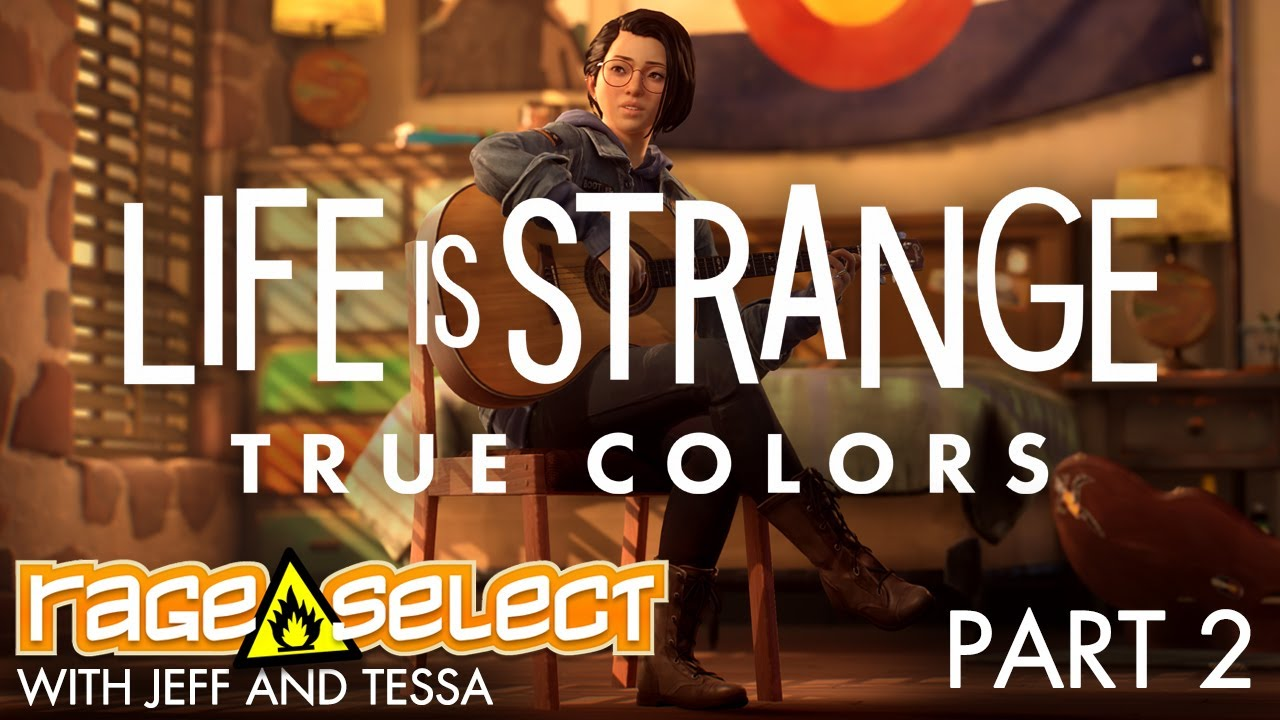 Life is Strange: True Colors (The Dojo) Let's Play - Part 2