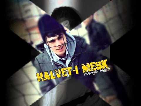 Esaret Ft Halvet-i-Mesk Üstü Kalsın  2012  [ Beat By ArsizMusic ]