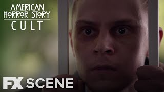 American Horror Story: Cult | Season 7 Ep. 2: Do you Feel Safe? Scene | FX