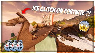 (Patched) I Had Ice on My Feet FOREVER... (Fortnite Glitch)