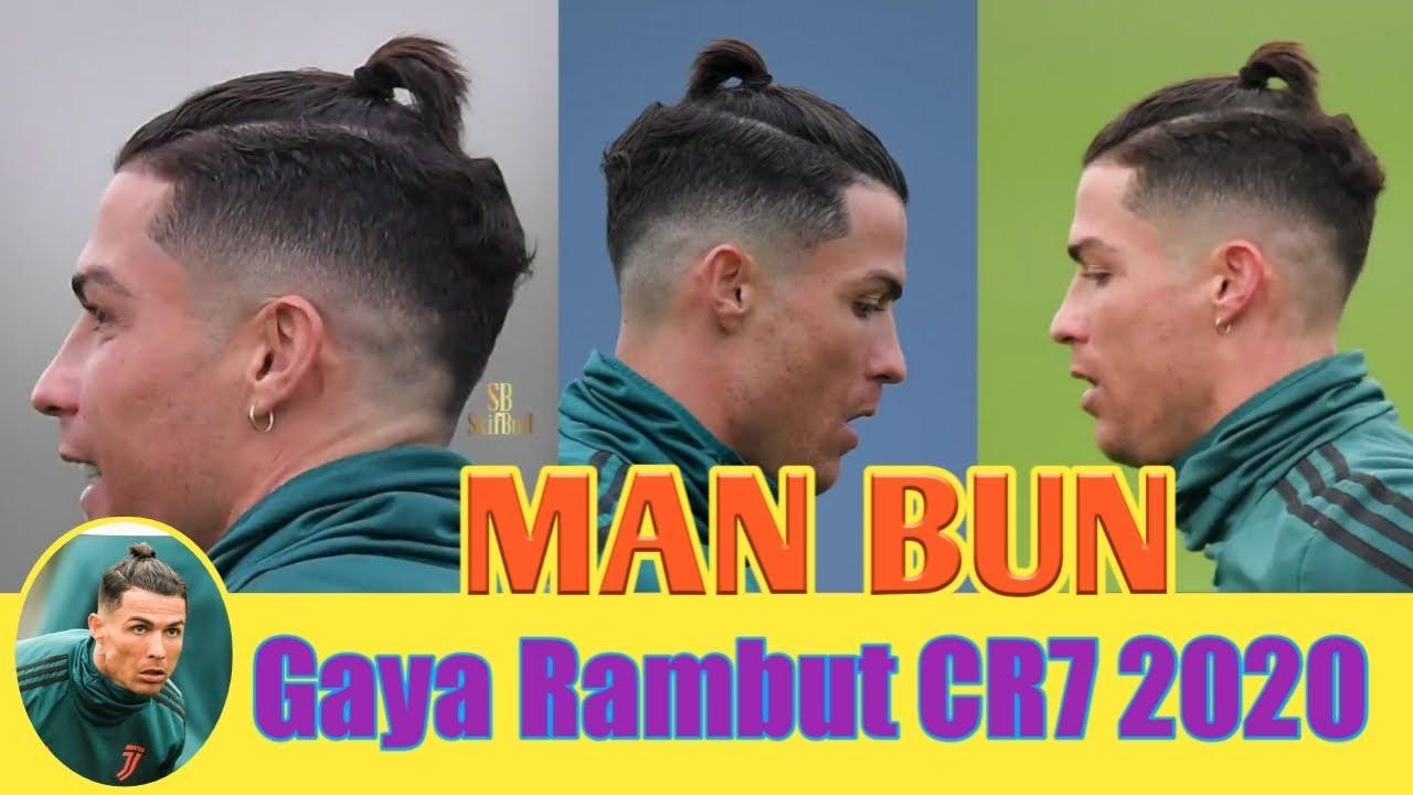 Gaya Top Knot Man Bun Model Rambut Banyak Di Sukai 2020 Bebas Gunting Youtube