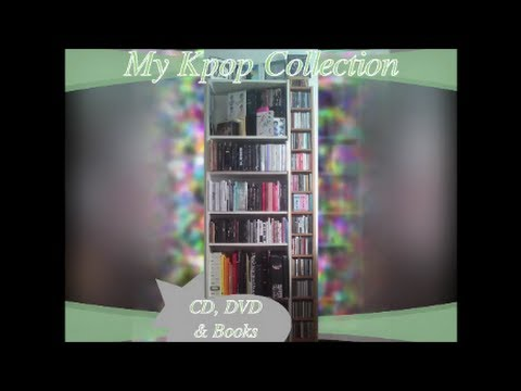 My Kpop Collection 2013:2! CD, DVD & Books (300+ and counting...)