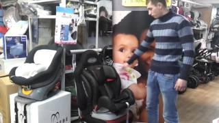 Детское автокресло ABC Design Encore в интернет магазине Мама Манго в Екатеринбурге
