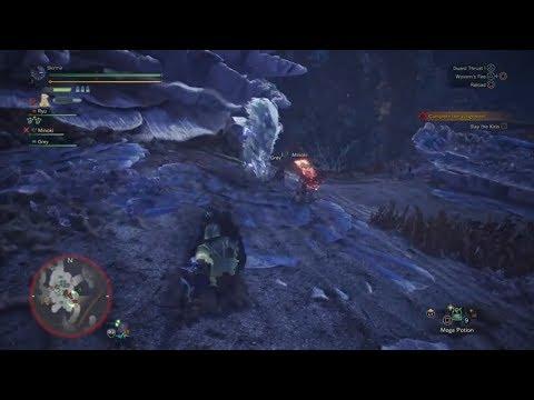 KVC plays Monster Hunter World part 18 Tempered Kirin