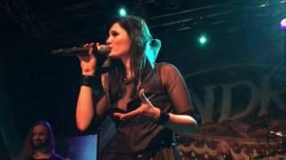 Xandria - Forsaken Love (live @ Dynamo, Eindhoven, 28-04-2017)
