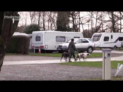MHC S04E16 - TRAVEL & CAMPSITES Alderstead Heath Caravan Club Site