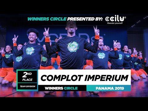 COMPLOT IMPERIUM | 2nd Place Team | World of Dance Panama Qualifier 2019 | #WODPANAMA