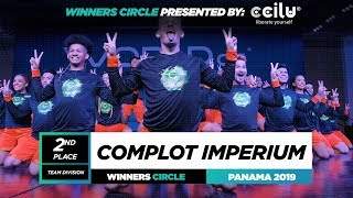 COMPLOT IMPERIUM | 2nd Place Team | World of Dance Panama Qualifier 2019 | #WODPANAMA