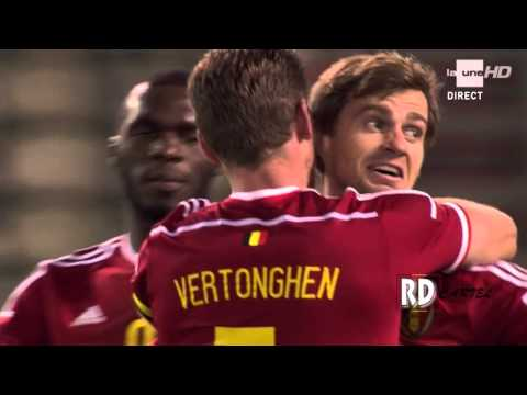 BELGIUM's Highlights 3-1 Iceland | Friendly | 2014/11/12