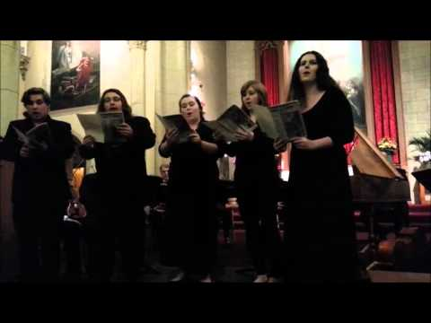 Fugue in C minor (Acapella - The Blue Notes) - J. S. Bach