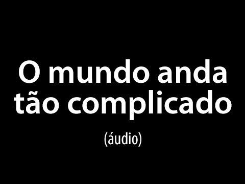 O Mundo Anda Tão Complicado (instrumental Legião Urbana)  (áudio)