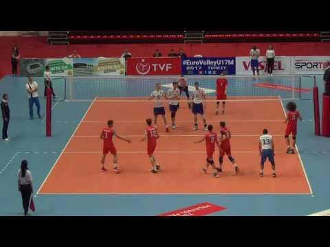 10.07.2017 Serbia - Russia 0-3