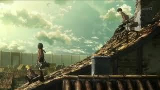 هجوم العمالقة الجزء الثالث اغنية البدايه | attack on titan season  3 opening